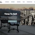 website designer, Brian hunter, collig-re-brand-website