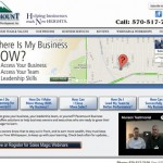website designer, Brian hunter,Paramount Business Development website