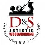 D & S Artistic Woodworking Logo Designer Serving Scranton PA